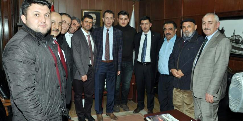 Erbekliler Ankara'da buluştu