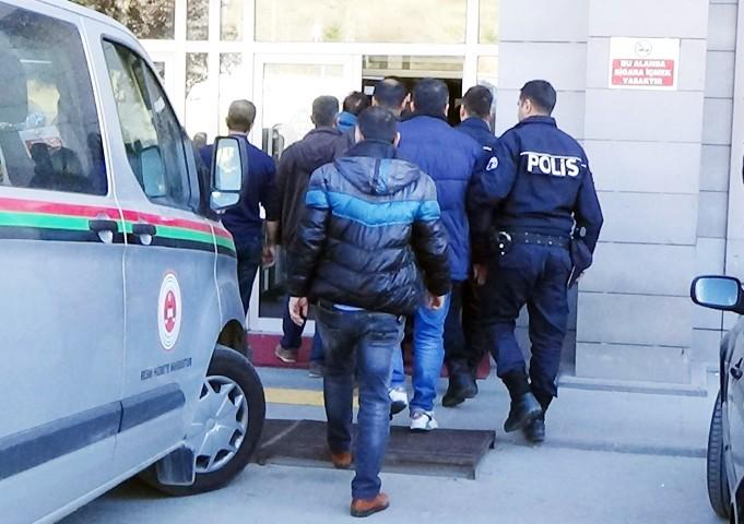 FETÖ/PDY operasyonunda  13 kişi yakalandı