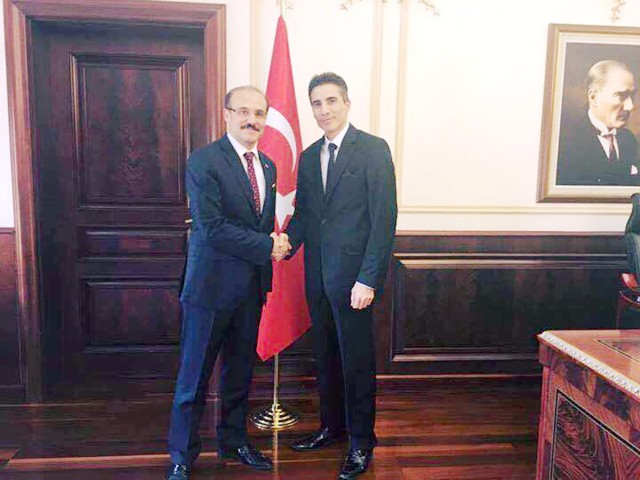 Yozgat Bayrağı EMİTT'te  dalgalanacak