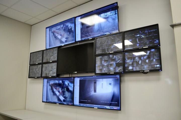 Yozgat Şehir Hastanesi  520 kamera ile izleniyor