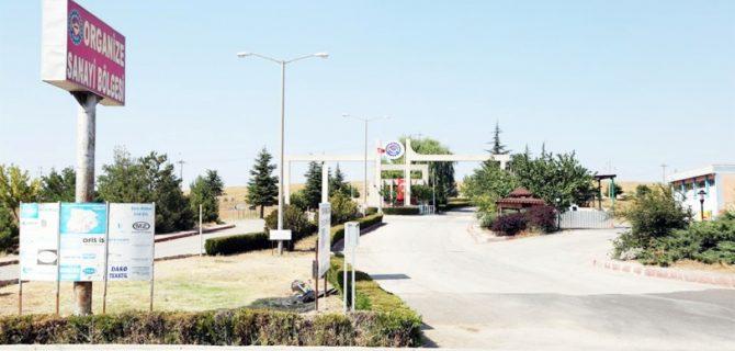 Yozgat OSB yatırımcılara  teşvik ve fırsatlar sunuyor