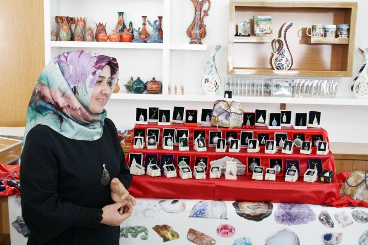 İlçelerin yöresel ürünleri  Yozgat'ta satışa sunulacak