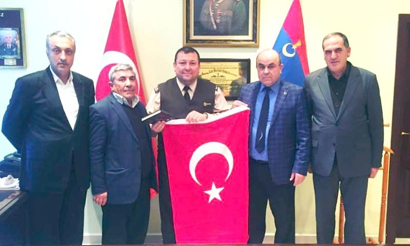 Başkan Çelik'ten Yozgat  bürokratına ziyaret