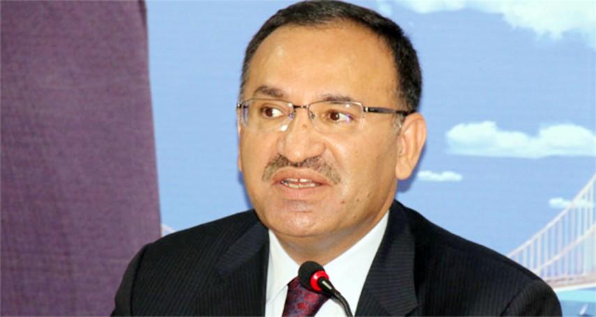 Bozdağ: CHP, AYM'ye sahte delil üretmek  için büyük bir çaba sarf etmiştir