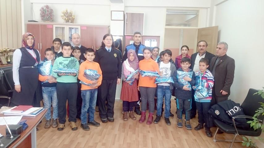 Bozok'tan yeşeren umutlar-2  projesi devam ediyor
