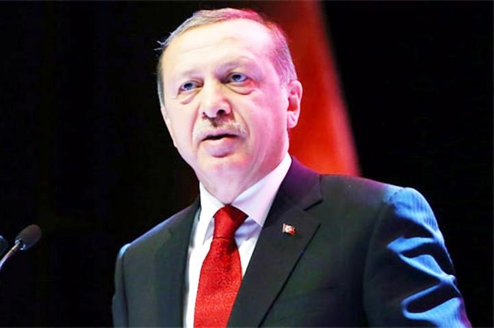 Erdoğan: Dünyadaki tek örnek