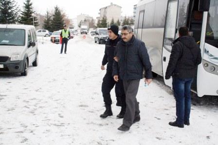FETÖ/PDY soruşturmasında  12 kişi tutuklandı