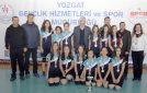 Şefaatli Fatih Ortaokulu voleybolda il birincisi oldu