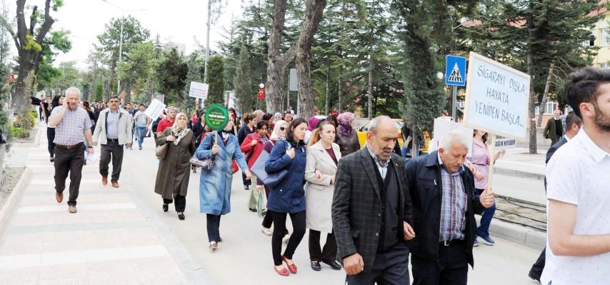 Yozgat'ta toplantı, gösteri  ve yürüyüş güzergahı belirlendi