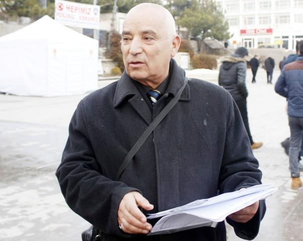 ADD Başkanı Arslan  çağrıda bulundu