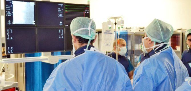 Yozgat Şehir Hastanesinde ilk Anjio yapıldı