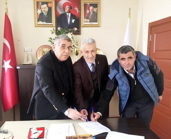 Yenifakılı Belediyesinde  toplu iş sözleşmesi sevinci