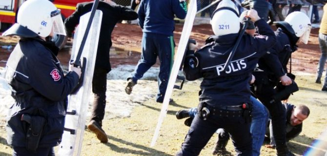 Maç sonrası yaralanan Yozgatsporlu  yöneticiler taburcu edildi