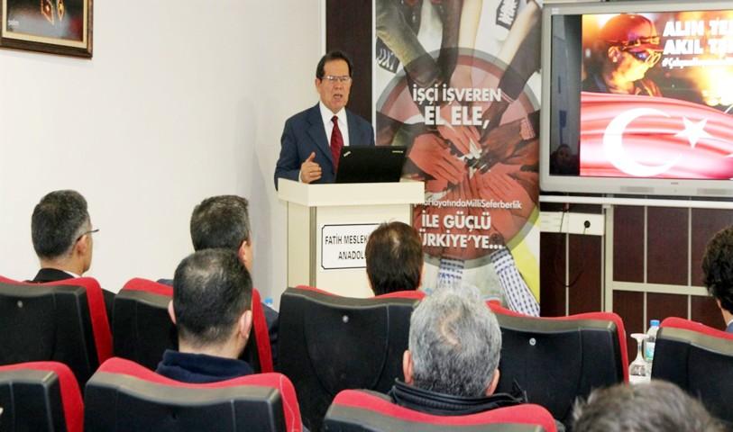 Çakır : Yozgat'ta işsiz kimse kalmayana kadar çalışacağız