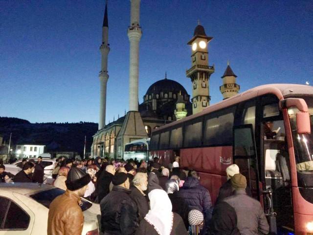 İşadamı Şahin, 2 bin kişiyi kutsal topraklara gönderdi