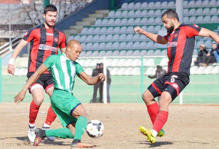 Yozgatspor Kırşehirspor'u  İki golle teslim aldı