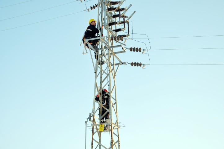 ÇEDAŞ, kış şartlarında  elektriksiz bırakmadı