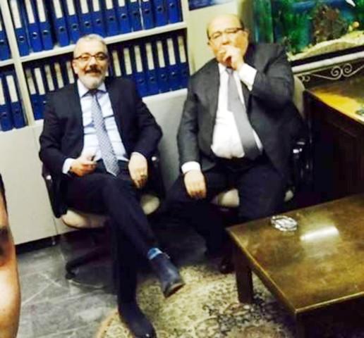 Yozgat Esnaf Kefalet ve Kredi  Kooperatifinin 2 üyesi istifa etti