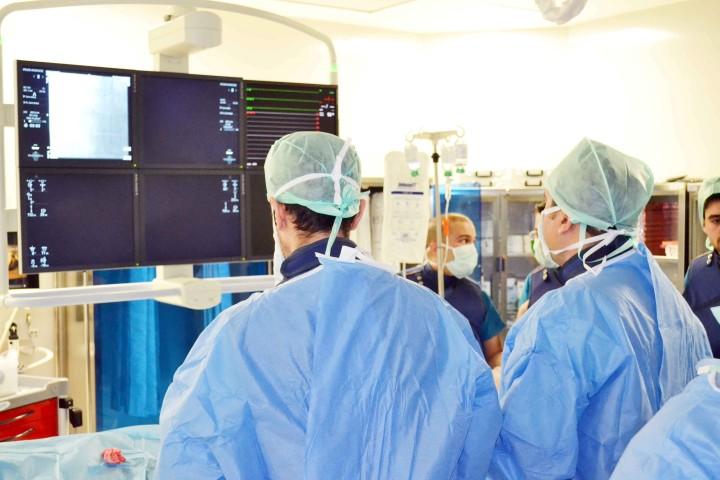 Yozgat Şehir Hastanesinde 1 ayda 132 anjiyo yapıldı