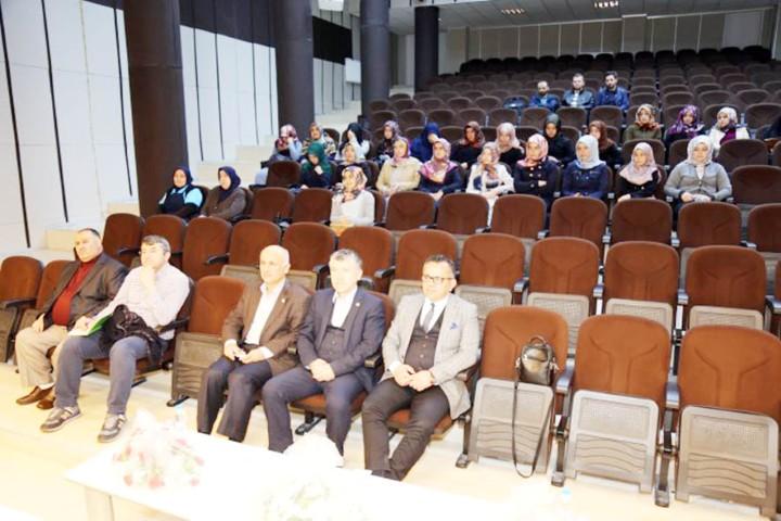 İlahiyat Fakültesinden 'Kur'an'da korku olgusu' semineri