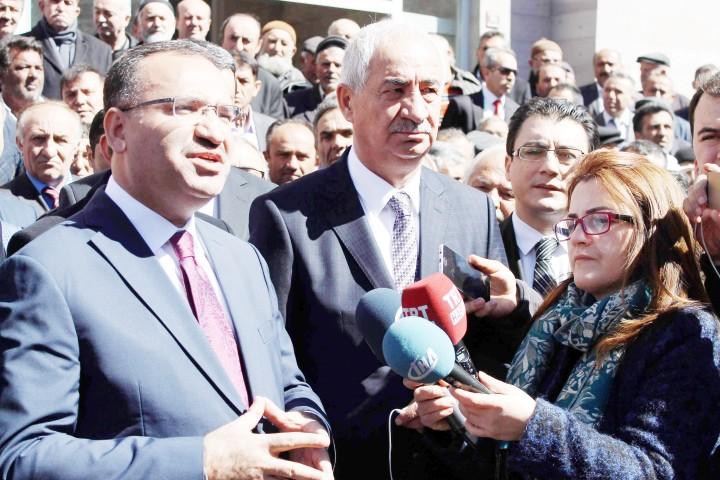Bozdağ: Kılıçdaroğlu'nun  yalan üretme yeteneği var