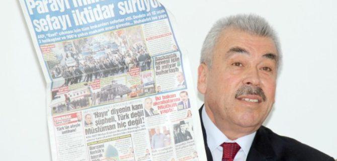 CHP'li Yaşar: Hiç adil olmayan  bir referandum süreci yaşıyoruz