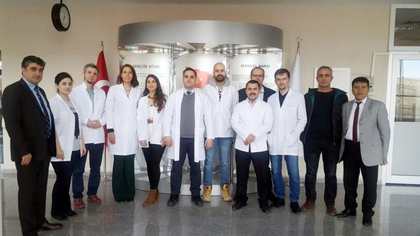 Akdağmadeni Devlet Hastanesi  kadrosunu güçlendiriyor