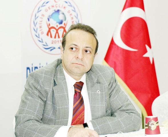 Bağış: Fitne mıknatısı gibi işleyen sistemi  düzeltmezsek Türkiye devamlı tökezleyecek
