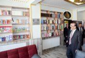 Çandır'da Gençlik Merkezi açıldı