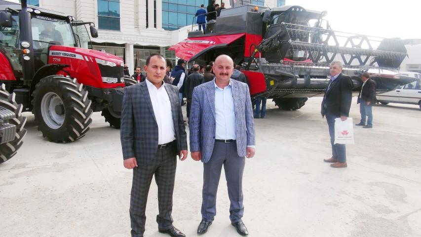 Geçen yılın en fazla satılan  traktörleri görücüye çıktı