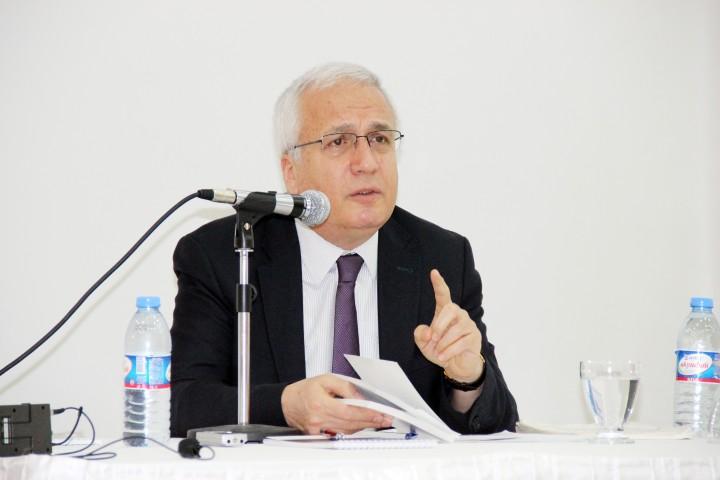 Yargıtay 2. Hukuk Daire Başkanı  Ömer Uğur Gençcan Yozgat'a geldi
