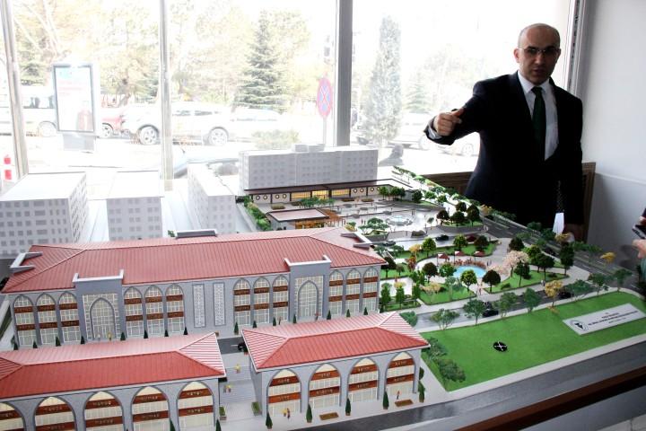 Yozgat'ın yeni  projeleri anlatıldı