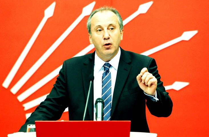 """CHP'li ince, Yozgatlılara """"hayır"""" için seslendi"""