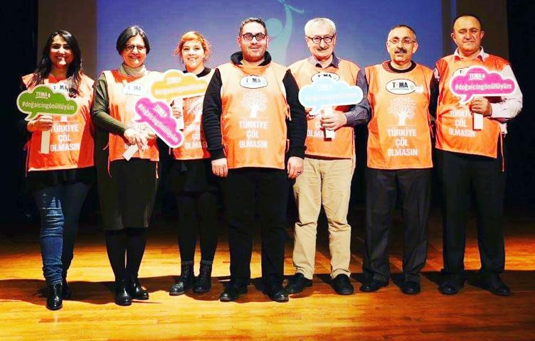 TEMA Gönüllüleri Ankara'da buluştu