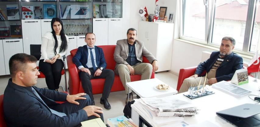 Şefaatli TSO yeni projeler  için ORAN'dan bilgi aldı
