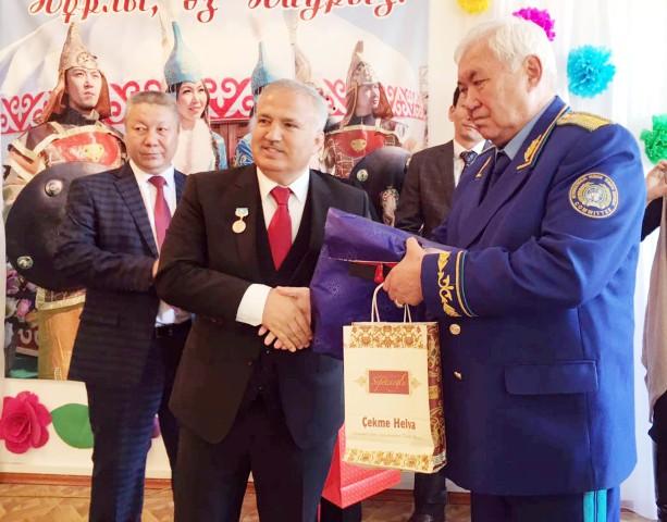 Yozgat'lı akademisyene  dünyanın en prestijli ödülü