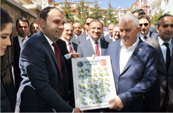 Başbakan Yıldırım'ı Yozgat'ta duygulandıran destek