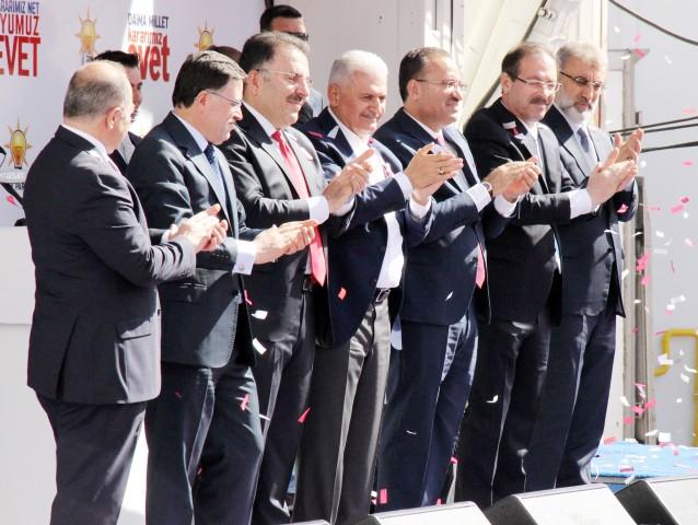 Yozgat Havaalanı temeli bu yıl içinde atılacak