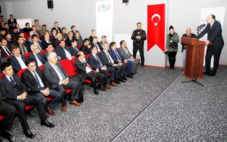 KOP Eylem Planı istişare toplantısı yapıldı