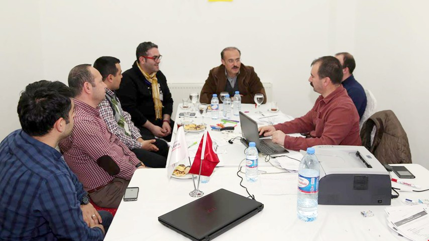 Fazla kaynak sağlamak için  Proje ekibi oluşturuluyor