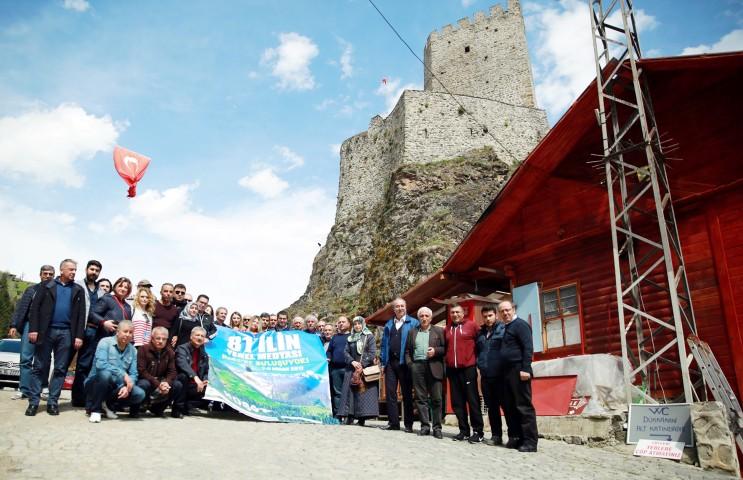 Türkiye'deki Yerel Medya  Cumhurbaşkanı'nın memleketinde buluştu