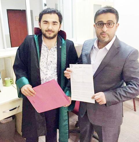 Yozgat'a yönelik yapılan hakaretlere  suç duyurusunda bulundu