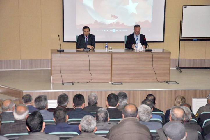 Yerköy'de Köylere Hizmet Götürme Birliği üyelerini seçti