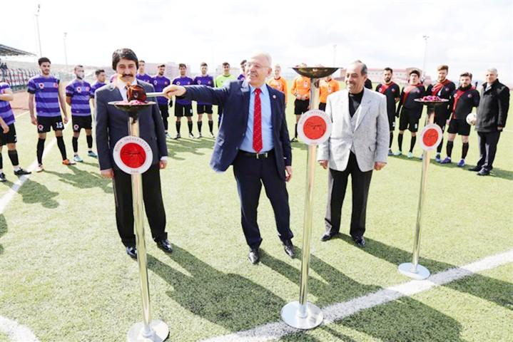 Bozok Üniversitesi 10. Spor Şenlikleri başladı