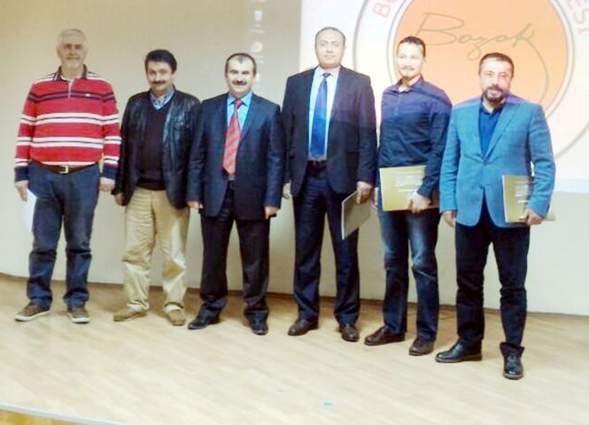 Yozgat Bilişim Etkinlikleri  üçüncü günü tamamlandı