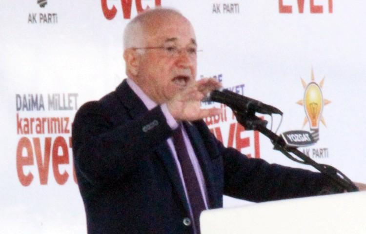Çiçek: AK Parti kurulduğu  günden beri Yozgat bize destek verdi