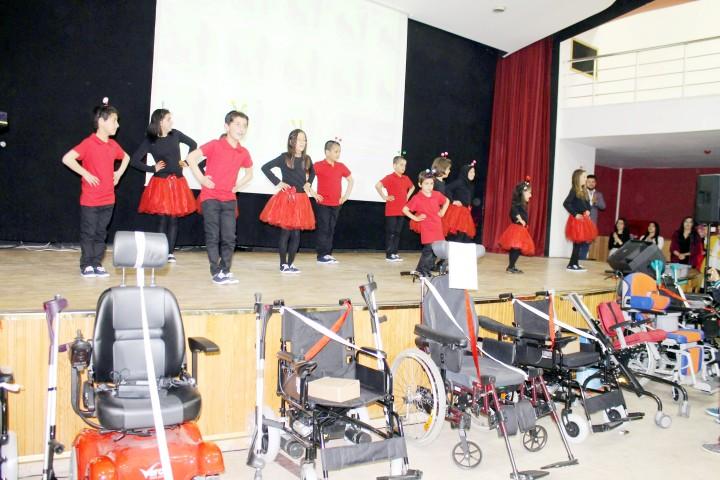 'Hayatı Sev, Engellileri Tanı'  programı düzenlendi