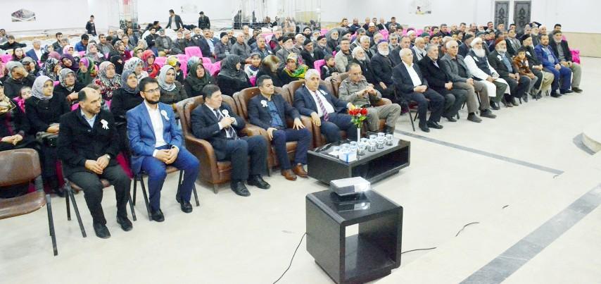 Sorgun'da 'Kutlu Doğum  Haftası' etkinlikleri başladı
