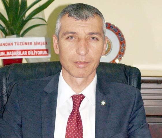 Baro Başkanı Şimşek'ten  23 Nisan Kutlama mesajı
