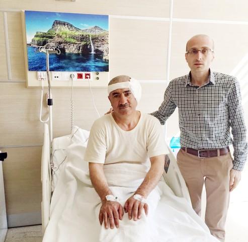 Sarıkaya Devlet Hastanesi'nde  İlk kulak ameliyatı yapıldı